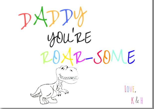 Daddycard