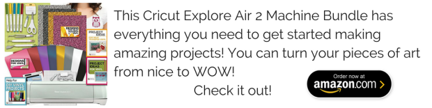 This Cricut Explore Air 2 Machine Bundle
